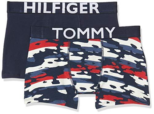 Tommy Hilfiger Zwembroek voor jongens, verpakking van 2 stuks