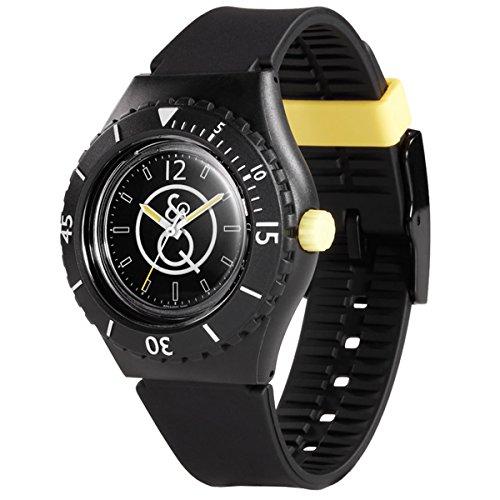Q&Q - Quest & Quality Unisex-Armbanduhr 20Bar Series Analog Quarz Resin RP04J001Y