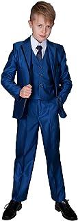12e155dda7b74 Costume complet enfant pour mariage cérémonie - Bleu roy - 2 ans - PRODUIT  STOCKÉ ET