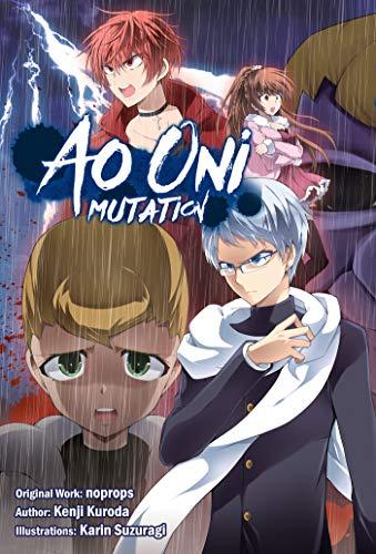 Amazon Com Ao Oni Mutation Ebook Kuroda Kenji Suzuragi Karin