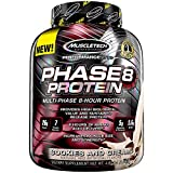 Muscletech Performance Series Phase 8 Cookies and Cream - 2100 gr