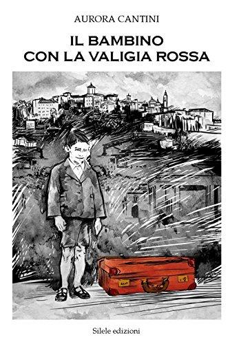 Il bambino con la valigia rossa