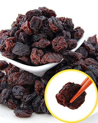 ●チリ産 大粒 レーズン 干しブドウ ドライフーズ 500g ドライフルーツ パン作り お菓子作り【保存に便利なジッパー付き】
