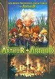 Arthur et les Minimoys + Arthur et la vengeance de Maltazard - Coffret 2 DVD -...