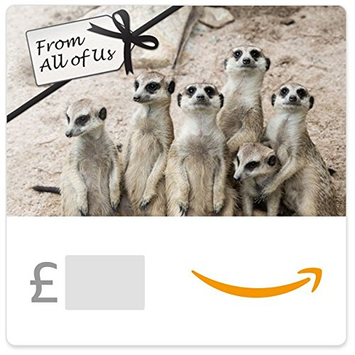 From All of Us - Amazon.co.uk eGift Vouch