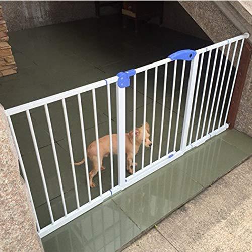 Big25cm Valla Bebé Barra De Seguridad para Niños Bar Escalera De Bebé Barandilla Valla para Mascotas Cerca del Perro Poste De Aislamiento Puerta BS-001 (Size : 133-140cm)