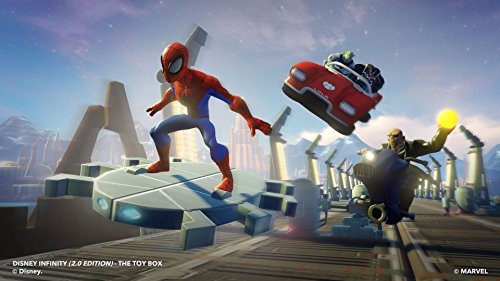 Disney Infinity 2.0: Marvel Super Heroes Playset Spider-Man – [alle Systeme] - 16