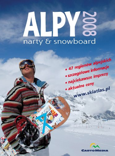 Alpy 2008 Narty Snowboard
