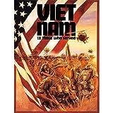 Wee Blue Coo Paintings Portrait Vietnam War Veteran Flag
