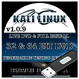Kali Linux (Backtrack) 8GB USB - Latest Version Both 32Bit & 64Bit + 2 Disc Set