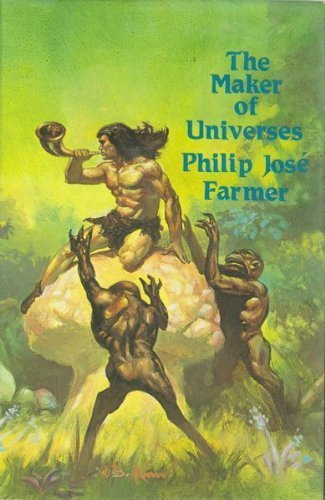 The Maker Of Universes World Of Tiers Book 1 By Philip Jos Farmer 1980 Hardcover