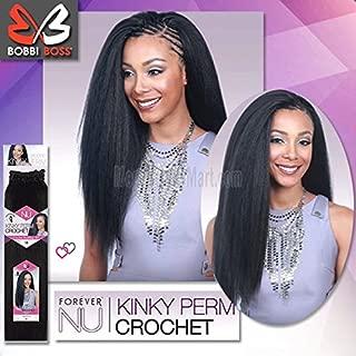 Bobbi Boss Forever NU Kinky Perm Crochet Braiding 18