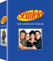 TV Shows On DVD: Seinfeld Complete Series Box Set