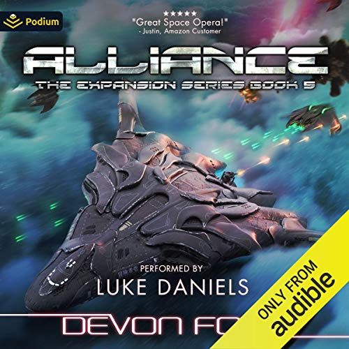Alliance Audiobook By Devon C. Ford cover art