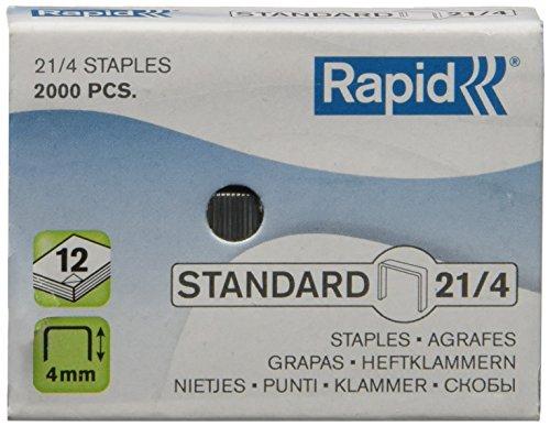 RAPID Punti metallici Standard 21/4 - 24867500