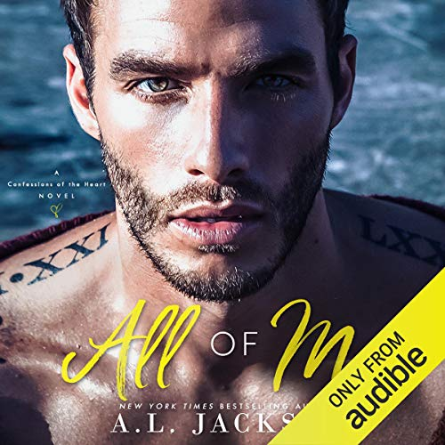 All of Me Audiobook By A.L. Jackson cover art