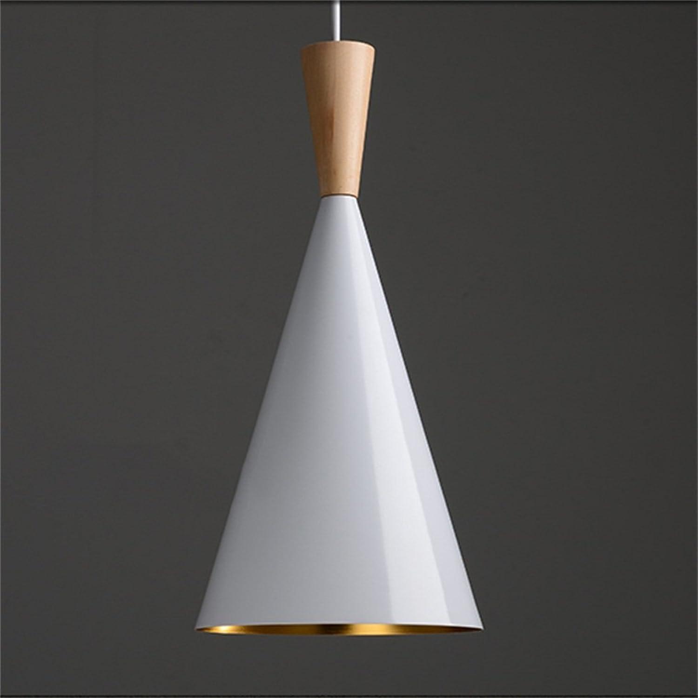 Lumière, Restaurant Moderne Simple Tête Lustre Créatif Industriel Bar Diverses Options De Style (A) Haute Qualité (Couleur   noir - blanc)