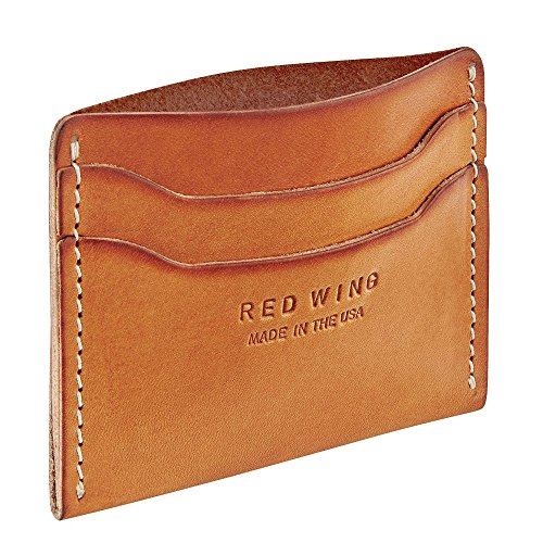 Red Wing Heritage Card Holder London Tan One Size