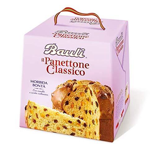 Bauli Il Panettone Classico con pasas y fruta confitada 1kg
