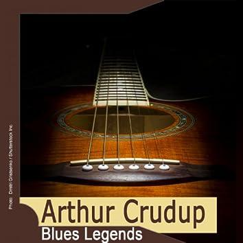 Blues Legends: Arthur Crudup