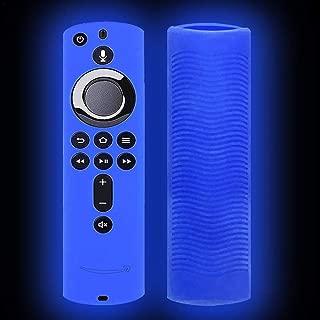 リモコンカバー 5.9インチ 新登場 Fire TV Stick 4K Fire TV Cube/Fire TV 第3世代専用リモコンカバー シリコン製 耐衝撃 防水防塵 Alexa対応音声認識 軽量 滑りとめ 衝撃吸収 シリコン保護ケース