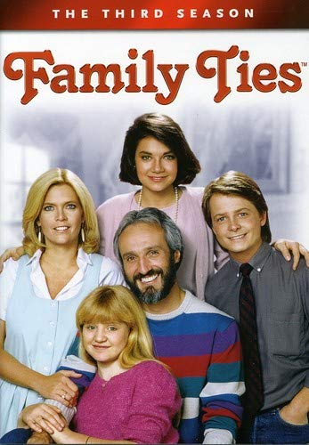 Family Ties: Third Season (4pc) / (Full Dol Sen) [DVD] [Region 1] [NTSC] [US Import]