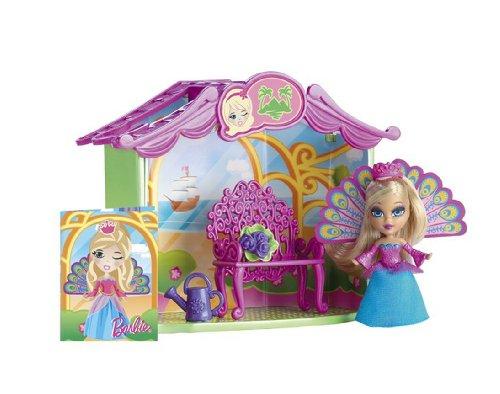 Barbie P6569 - Muñeca de Barbie para casa