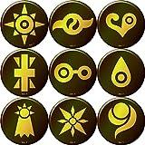 デジモンアドベンチャー LAST EVOLUTION 絆 紋章バッジコレクション 9個入りBOX