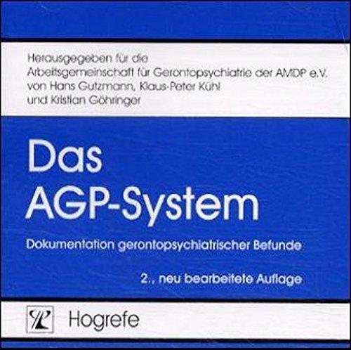 Das AGP-System: Dokumentation gerontopsychiatrischer Befunde