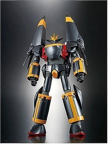 GX-34 Gun Buster Soul of Chogokin Metal Figure