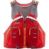 NRS cVest Mesh Back PFD Red L/XL