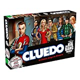 Eleven Force Cluedo The Big Bang Theory (82844), Multicolor