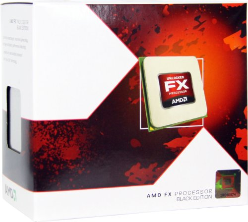 AMD FX 4170 Black Edition Prozessor (4,2GHz, Sockel AM3+)