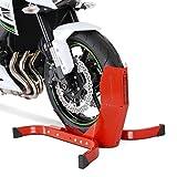 Calzo para Rueda Moto Derbi Senda 125 Terra Constands Easy Plus Rojo