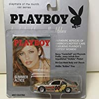 PlayBoy Limited Edition Adult Collectibles Playmate of month Summer Altice ボーナス 彼女のプロフィールと秘蔵写真付き プレミアム コレクション