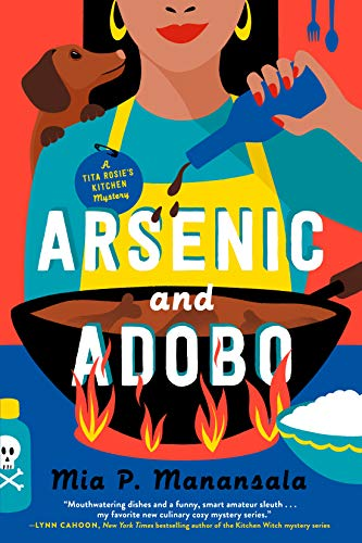 Arsenic and Adobo (A Tita Rosie's Kitchen Mystery)