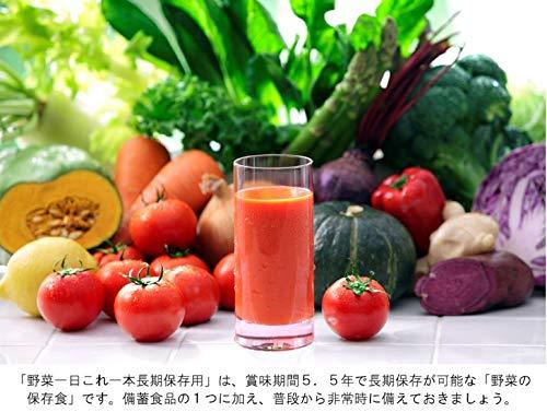 カゴメ野菜一日これ一本長期保存用190g×30本