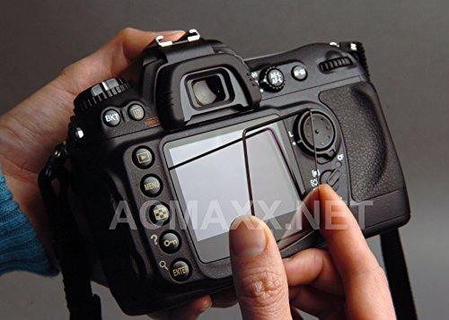 ACMAXX 3.0' Hard LCD Screen Armor Protector for Nikon Coolpix A900 A-900 Camera