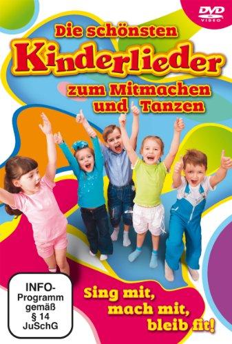 Die schönsten Kinderlieder zum Mitmachen & Tanzen