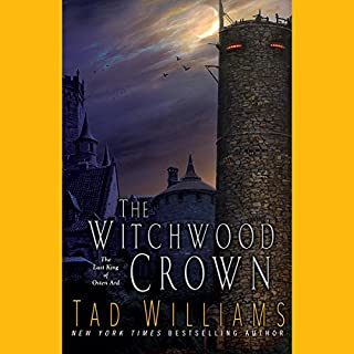 The Witchwood Crown                   Auteur(s):                                                                                                                                 Tad Williams                               Narrateur(s):                                                                                                                                 Andrew Wincott                      Durée: 38 h et 38 min     11 évaluations     Au global 4,6