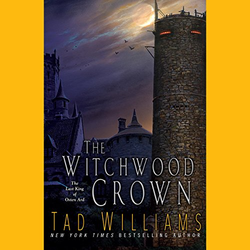 The Witchwood Crown  By  cover art