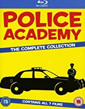 police academy box set