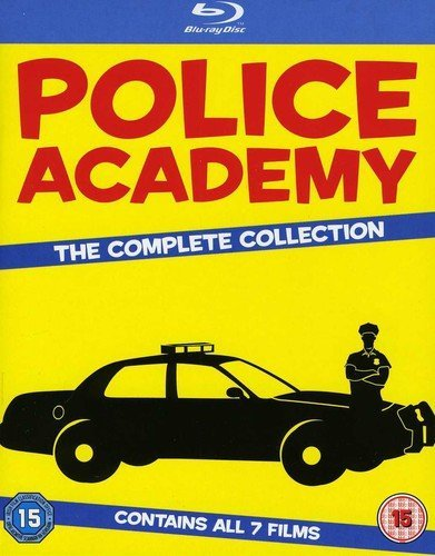 Police Academy - Complete Collection - 7-Disc Box Set ( Police Academy / Police Academy 2: Their First Assignment / Police Academy 3: Back in Training / Police Academy 4: Citizens on Patrol (Blu-Ray)