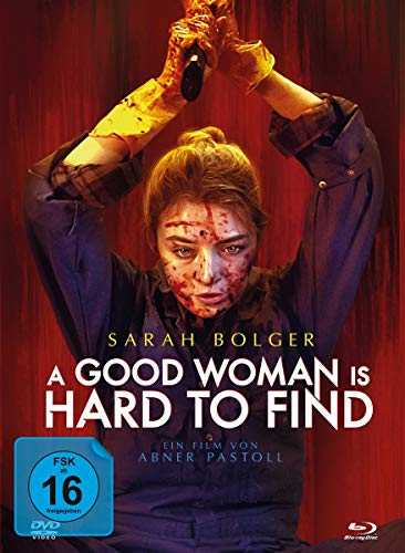 A Good Woman is Hard To Find - 2-Disc Limited Collectors Edition - Mediabook  (+ DVD) [Blu-ray]