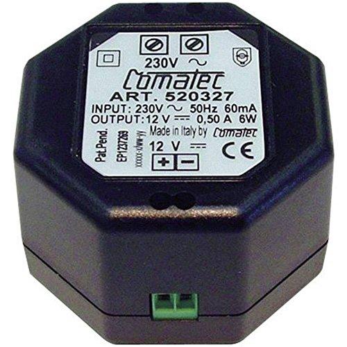Preisvergleich Produktbild Comatec OT / 0100.12 / E AC / DC-Einbaunetzteil 1A 12W 12 V / DC