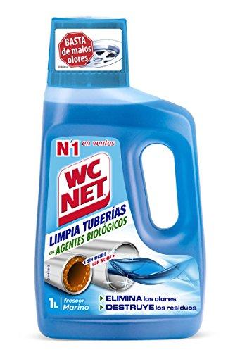 WC Net Limpia Tuberías con Agentes Biológicos - 1L