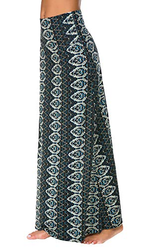 Damska spódnica w stylu boho, miękka, rozciągliwa spódnica maxi