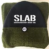 Slab- Funda Surf calcetin 6'0 Retro Fish (Army)