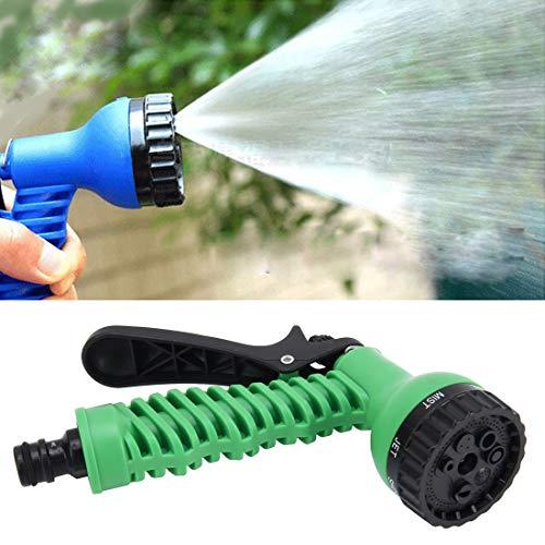 Luoshan 7 Funzione Pistola ad Acqua da Giardino Pistola a spruzzo Multifunzionale Pistola a spruzzo da Giardinaggio Pistole for irrigazione