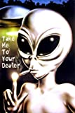Aliens - Take Me to Your Dealer II - Poster ausserirdischer